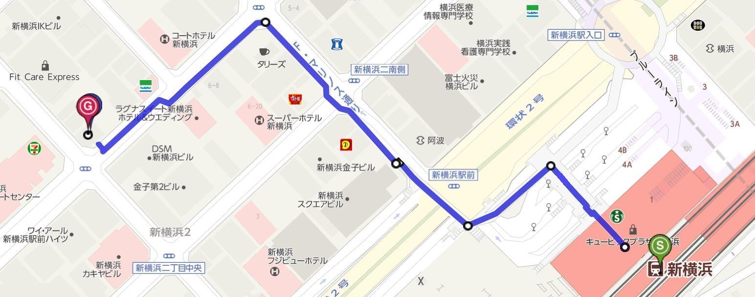 500 メートル 徒歩